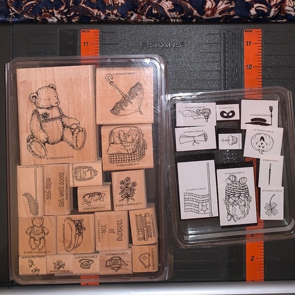 Stampin' Up! BOW BEAR + ACCESSORIES